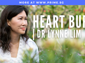 Impromptu shoot with mobile phone   Dr Lynne Lim   Heart burn