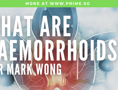 WHAT ARE HAEMORRHOIDS? | DR MARK WONG