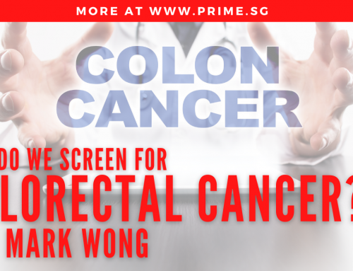 HOW DO WE SCREEN FOR COLORECTAL CANCER? | DR MARK WONG